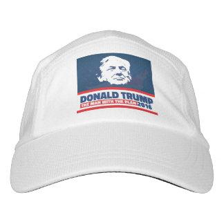 Donald Trump 2016 - Der Mann mit dem Plan Headsweats Kappe