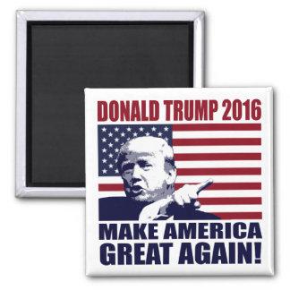 Donald Trump 2016 für Präsidenten Magnet