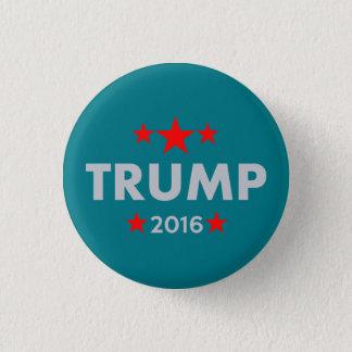 Donald Trump 2016 Runder Button 3,2 Cm