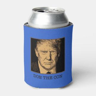 Donald Trump Don der Betrug Dosenkühler