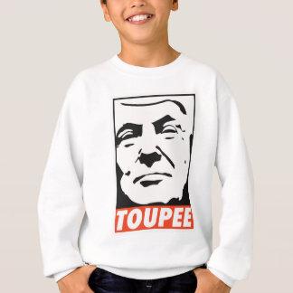 Donald Trump für Präsidenten 16 Toupee Sweatshirt