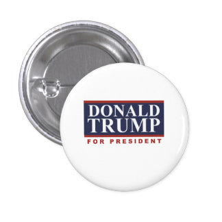 Donald Trump für Präsidenten Campaign Sign 2016 Runder Button 3,2 Cm