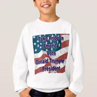 Donald Trump für Präsidenten Multi Gifts für alle Sweatshirt