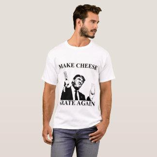 Donald Trump lassen Käse T - Shirt wieder