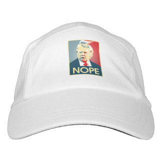 Donald Trump NOPE -- Anti-Trumpf 2016 - Headsweats Kappe