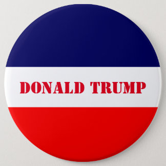 Donald Trump Runder Button 15,3 Cm