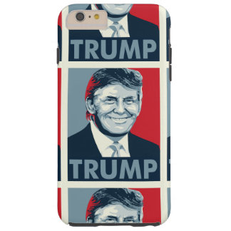 Donald Trump Tough iPhone 6 Plus Hülle