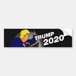 Donald TrumpAutoaufkleber 2020 Autoaufkleber