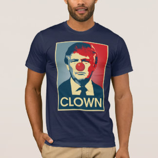 Donald- Trumpclown -- Anti-Trumpf 2016 - T-Shirt