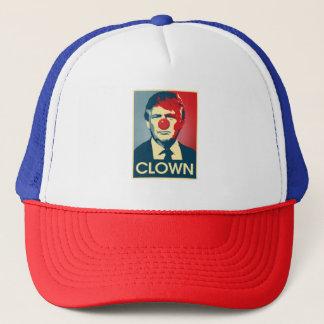 Donald- Trumpclown -- Anti-Trumpf 2016 - Truckerkappe