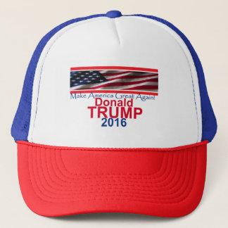 Donald Trumpfernlastfahrer-Hut 2016 Truckerkappe