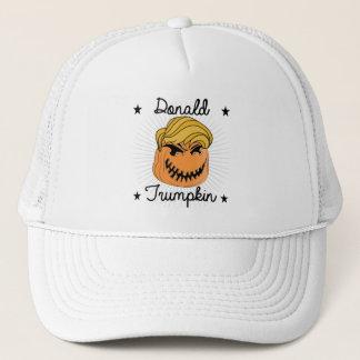 Donald Trumpkin für Präsidenten -- Wahl 2016 - .p Truckerkappe