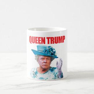 Donald- Trumpkönigin-Trumpf-Tasse Tasse