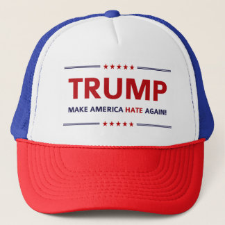 Donald- TrumpParodie lustig Truckerkappe