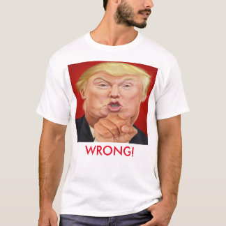 Donald- Trumpt-shirt T-Shirt