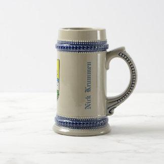 Donauschwaben, Nick Krummen Tee Tasse