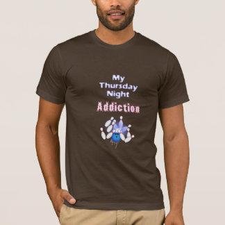 Donnerstags-Bowlings-Sucht T-Shirt
