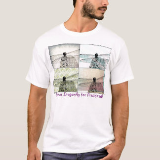 Donnie Libelle für Präsidenten! T-Shirt
