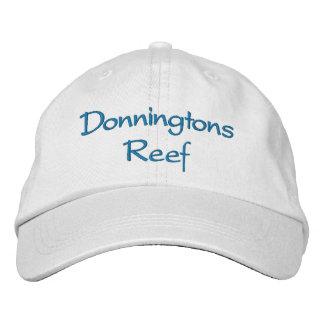 Donningtons Riff-justierbarer Hut Bestickte Kappe