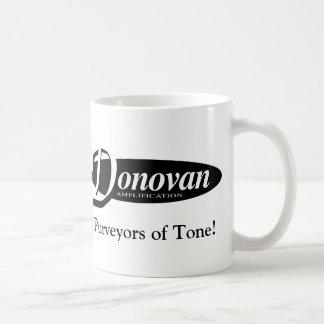 Donovan - Schutz für Exzentriker Kaffeetasse