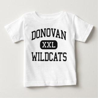 Donovan - Wildkatzen - Senior - Donovan Illinois Baby T-shirt