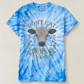 DON'T EAT ANIMALS - GO VEGAN - 02Batik Tshirts