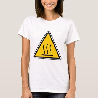 Don't touch whitout permission T-Shirt
