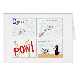 Doobbie glückliches 4. karte