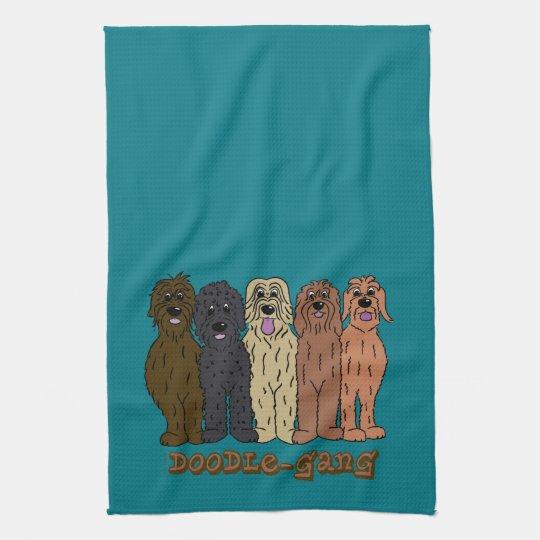 Doodle-Gang Handtuch