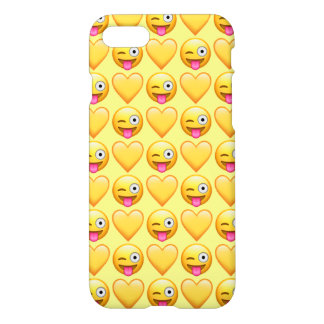 Doof Emoji iPhone 8/7 glatter Fall iPhone 8/7 Hülle