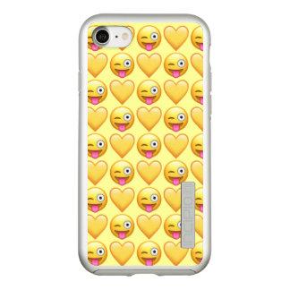 Doof Emoji iPhone 8/7 Incipio DualPro Shine iPhone 8/7 Hülle