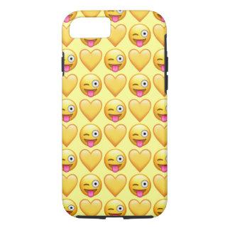 Doof Emoji iPhone 8/7 Telefon-Kasten iPhone 8/7 Hülle