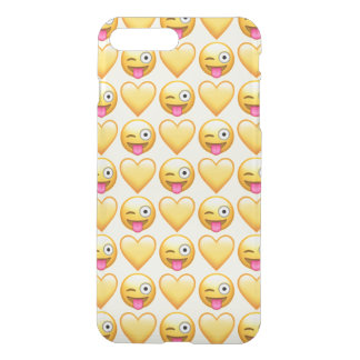 Doof Emoji iPhone 8 Plus/7 plus Clearly™ Fall iPhone 8 Plus/7 Plus Hülle