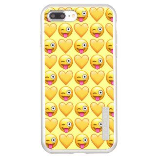 Doof Emoji iPhone 8 Plus/7 plus Incipio DualPro Shine iPhone 8 Plus/7 Plus Hülle
