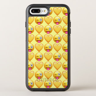 Doof Emoji iPhone 8 Plus/7 plus Otterbox OtterBox Symmetry iPhone 8 Plus/7 Plus Hülle