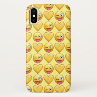 Doof Emoji iPhone X Fall iPhone X Hülle