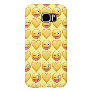 Doof Emoji Samsung Telefon-Kasten Galaxie-S6