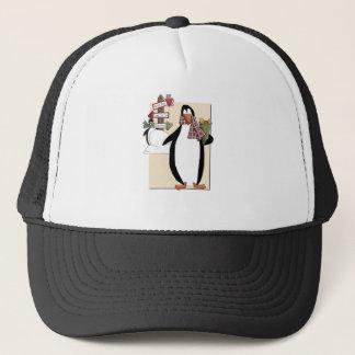 Doof Pinguine Truckerkappe