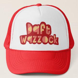 Doof Wazzock, Jargon-Hut Englands, Yorkshire Truckerkappe