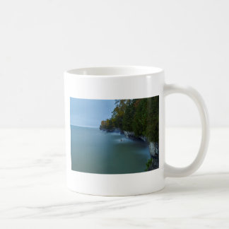 Door County Höhlen-Punkt-Klippen Kaffeetasse