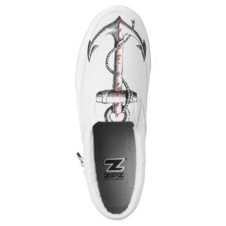 Doozey_Sakes Slipper Unisex Slip-On Sneaker