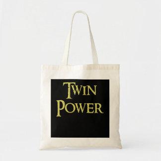 Doppel-Power, Einkaufstasche, für Verkauf! Tragetasche