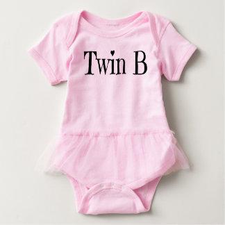 Doppelbaby-Kleidung - Doppelb-Ausstattung Baby Strampler