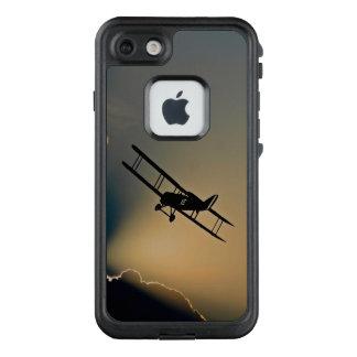 Doppeldecker und Sonnenuntergang LifeProof FRÄ' iPhone 8/7 Hülle
