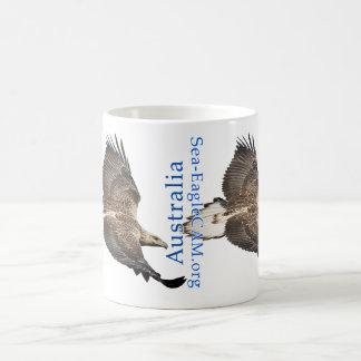 Doppelseitiges fliegendes S3 Kaffeetasse