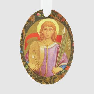 Doppelseitiges St. Florian von Lorch (P.M. 03) Ornament