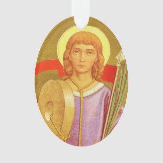 Doppelseitiges St. Florian von Lorch (P.M. 03a) Ornament