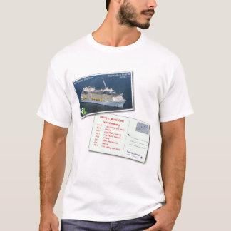 Doppelt-Groß mit Raum für Ihren Namen! T-Shirt