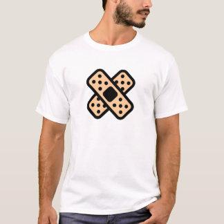 doppelte Bandhilfe T-Shirt