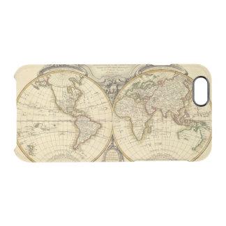 Doppelte Hemisphäre Durchsichtige iPhone 6/6S Hülle